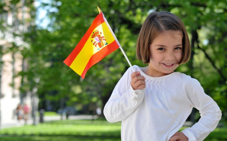 Испанский язык для детей